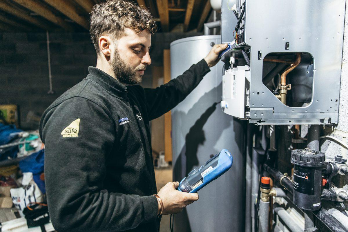 A. Ridley Plumbing & Heating